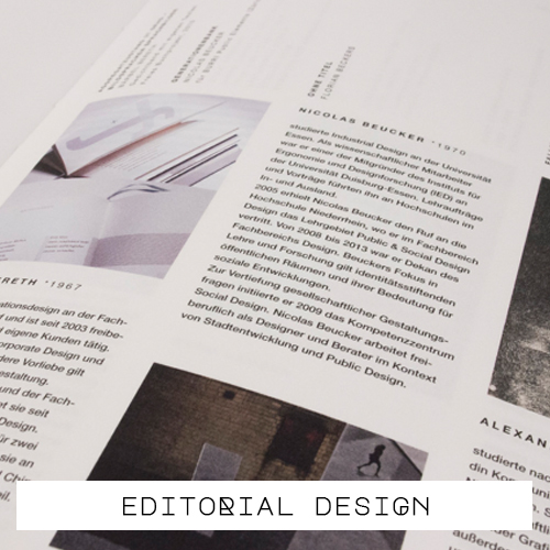 Editorialdesign